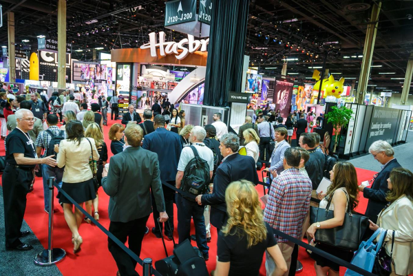 Sokol Packaging Group @Licensing Expo Las Vegas 2015