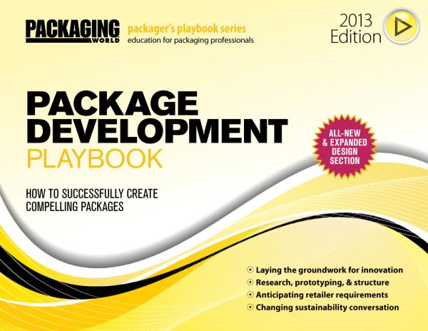 Packaging World's Packaging Development Playbook